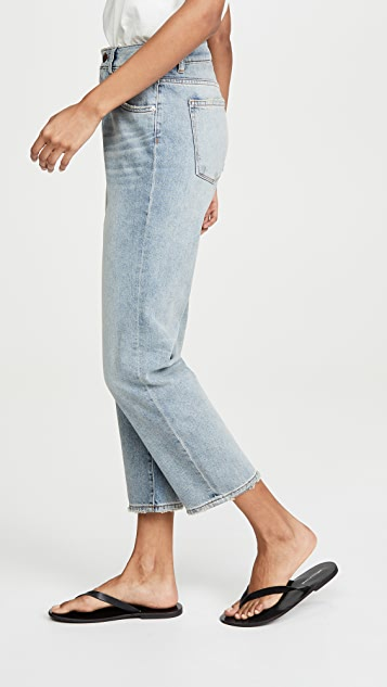 DL1961 Jerry High Rise Straight Jeans