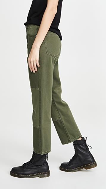 DL1961 Jerry Twill Utility Pants