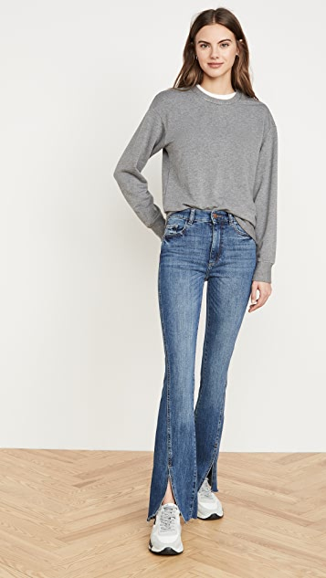 DL1961 Bridget High Rise Bootcut Jeans