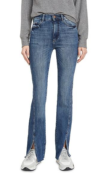 DL1961 Bridget High Rise Bootcut Jeans