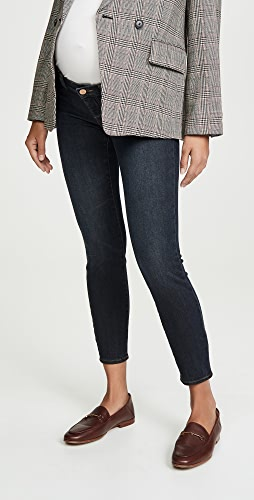 DL1961 - Florence Ankle Skinny Maternity Jeans