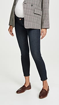 Florence Ankle Maternity Jean