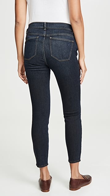 DL1961 Florence Ankle Maternity Jean