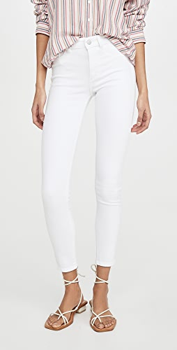DL1961 - Florence Ankle Mid Rise Skinny Jeans
