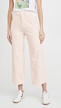 Hepburn High Rise Wide Leg Jeans