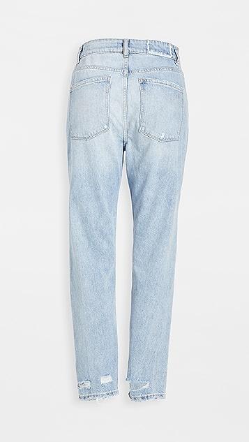 DL1961 Susie Tapered Slim Jeans