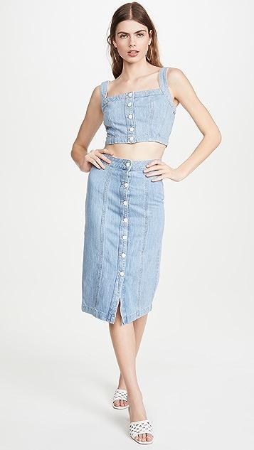 DL1961 Jeanne 半身裙