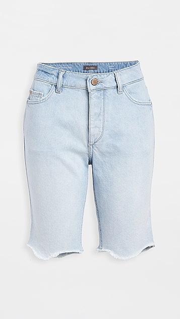 DL1961 Clara Bermuda Shorts