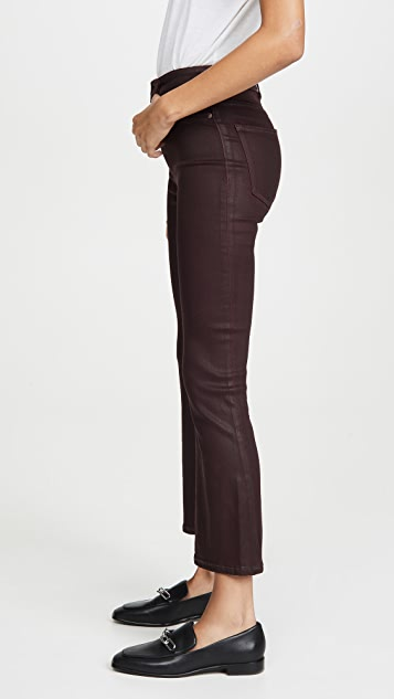 DL1961 Bridget Crop High Rise Bootcut Jeans