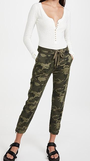 DL1961 Gwen 慢跑裤