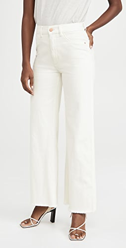 DL1961 - Hepburn High Rise Wide Leg Jeans