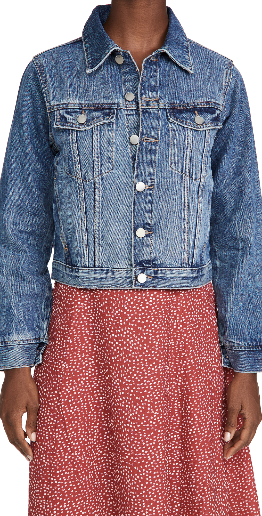 DL1961 Vika Denim Jacket