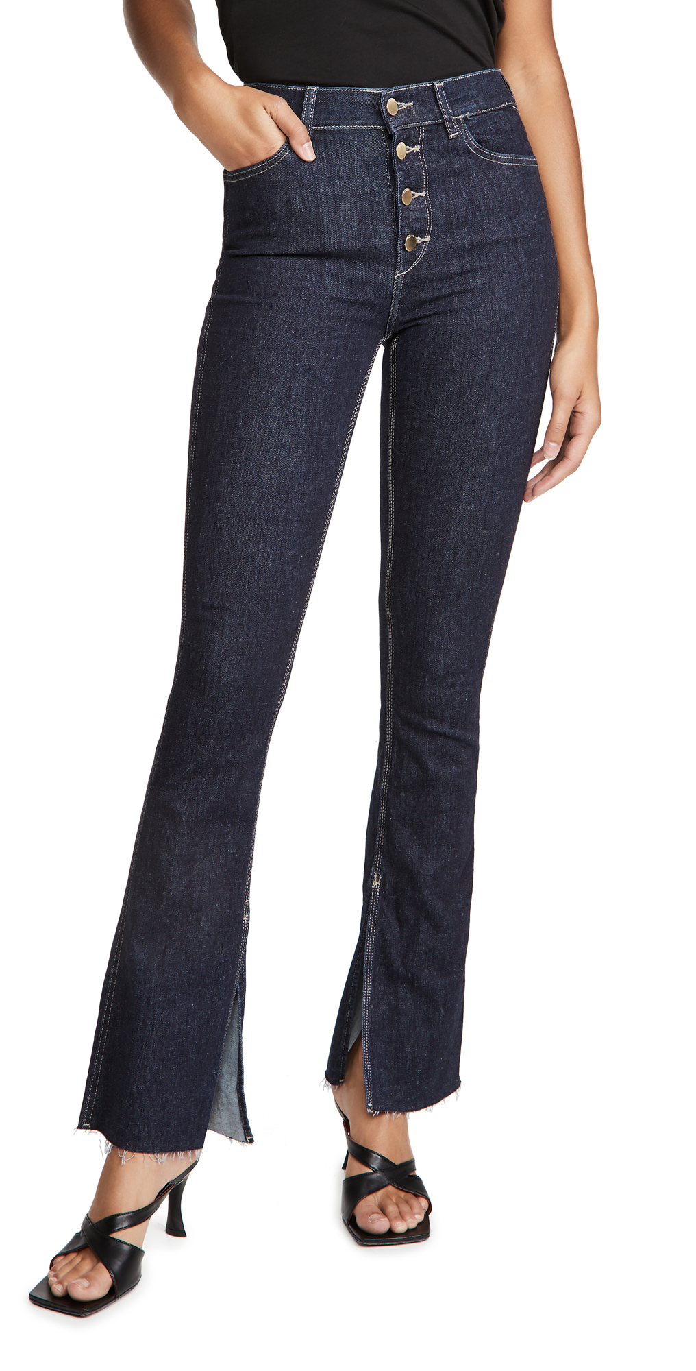 DL1961 Better by DL Bridget High Rise Bootcut Jeans