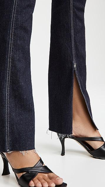 DL1961 Better by DL Bridget High Rise Bootcut Jeans