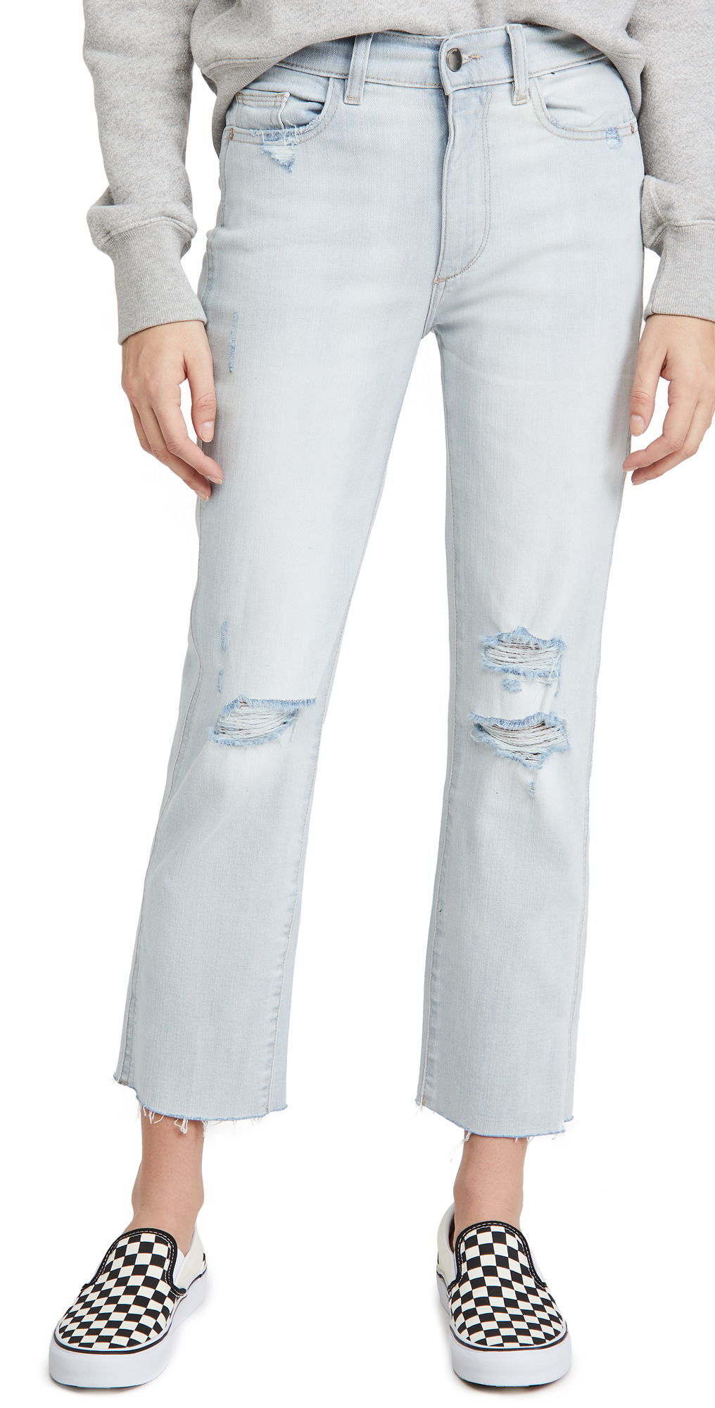 DL1961 Mara Ankle High Rise Jeans