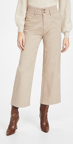 DL1961 - Hepburn Wide Leg Pants