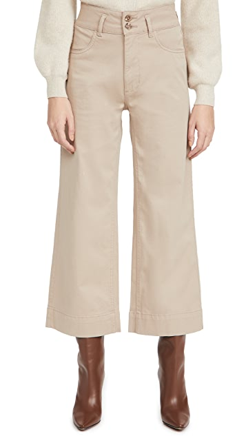 DL1961 Hepburn Wide Leg Pants