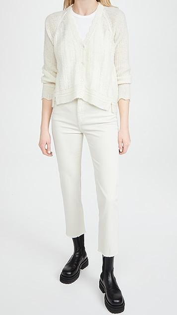DL1961 Patti 高腰直筒牛仔裤
