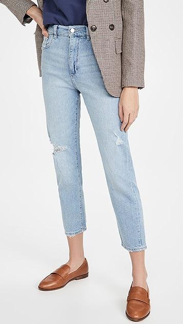 DL1961 Susie 高腰小脚牛仔裤
