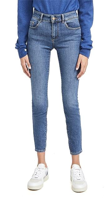DL1961 Emma 紧身牛仔裤