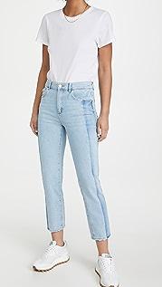 DL1961 Patti 直脚牛仔裤