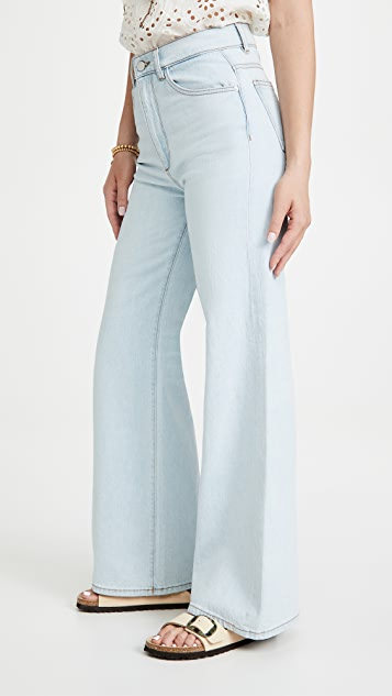 DL1961 Hepburn 阔腿牛仔裤