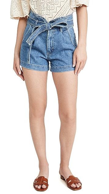 DL1961 Camile Denim Shorts