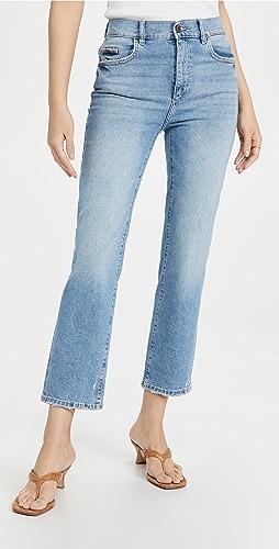 DL1961 - Patti 直脚牛仔裤