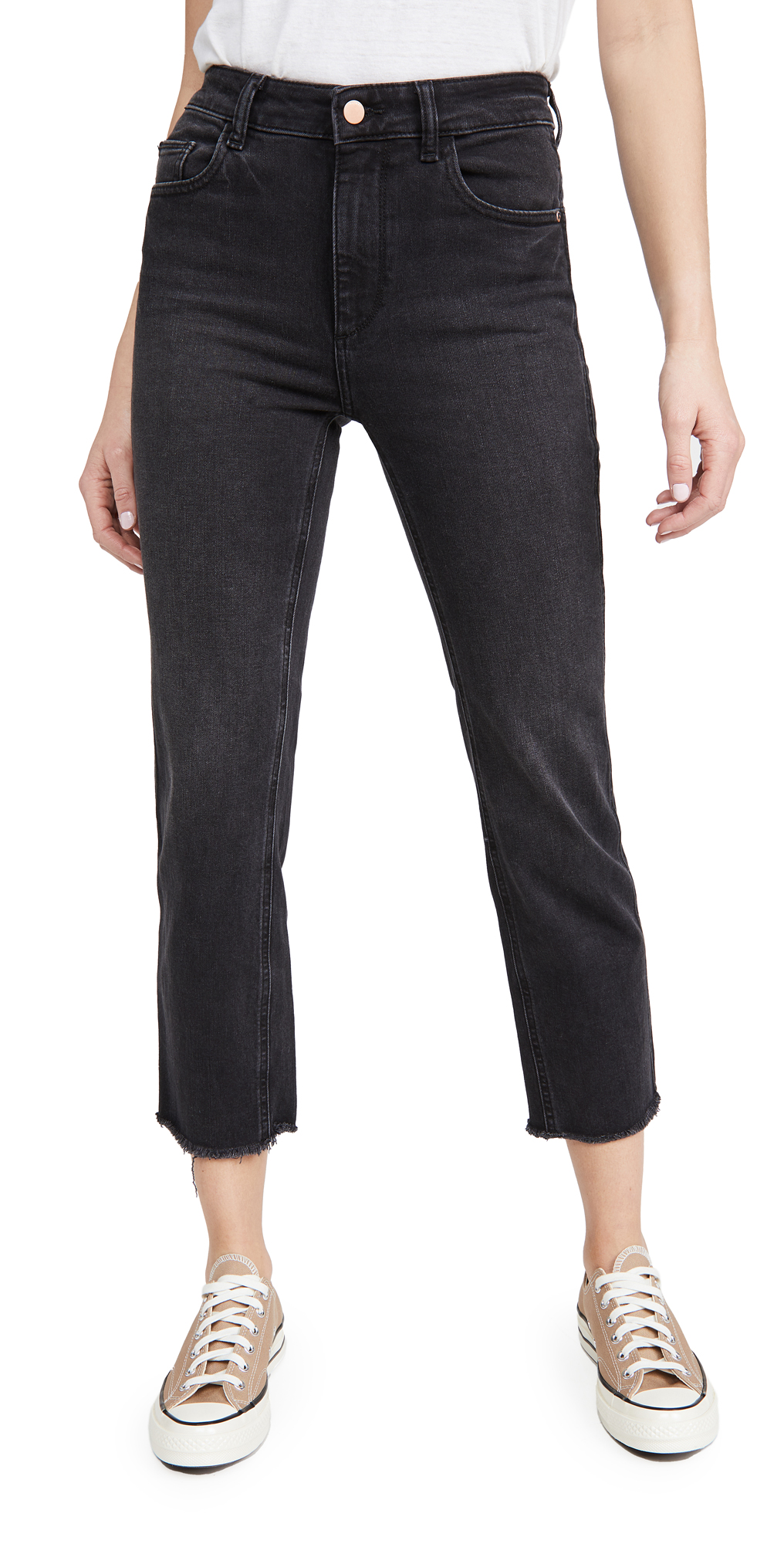 DL1961 Patti High Rise Vintage Straight Jeans