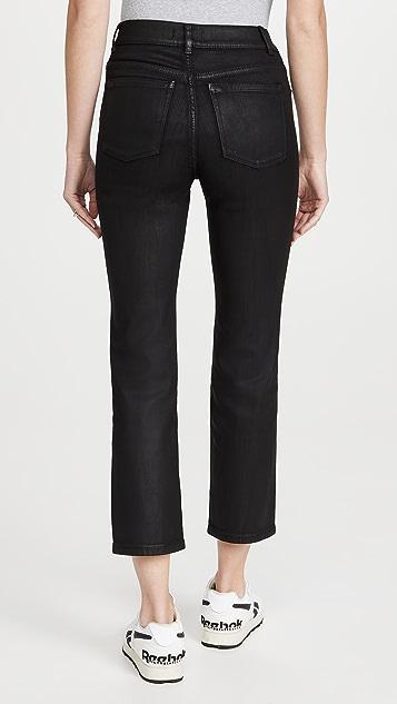 DL1961 Patti Straight High Rise Vintage Jeans