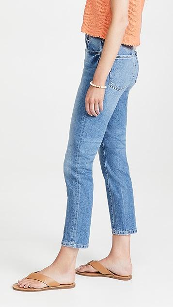 DL1961 Bella Slim High Rise Vintage Jeans