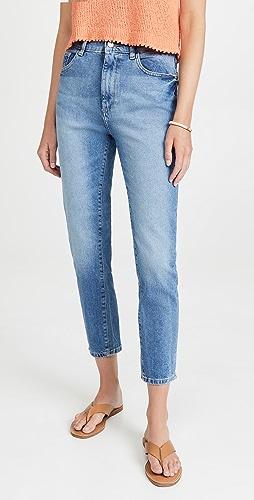DL1961 - Bella Slim High Rise Vintage Jeans