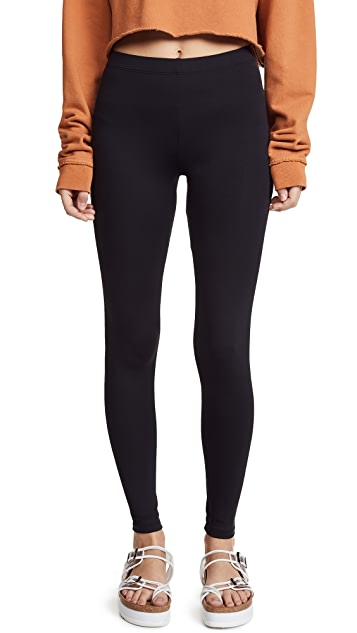 David Lerner Lightweight High Waist Leggings