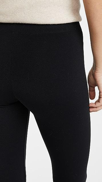 David Lerner 短款贴腿裤