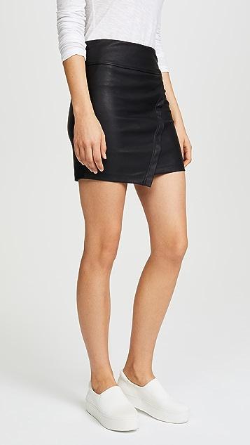 32e425c899c2 David Lerner Asymmetrical Wrap Skirt | SHOPBOP