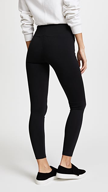 David Lerner High Rise Corset Leggings