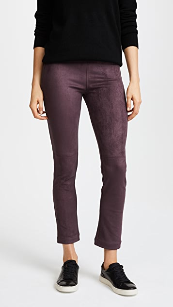 David Lerner Gemma Straight Leg Skimmer Pants