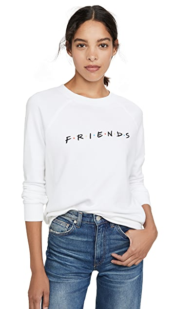 David Lerner Friends 运动衫
