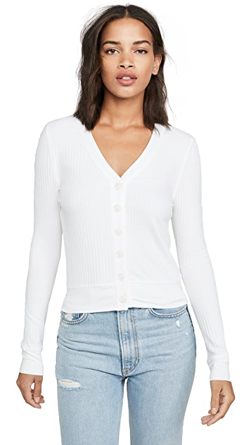 David Lerner Cardigan Top