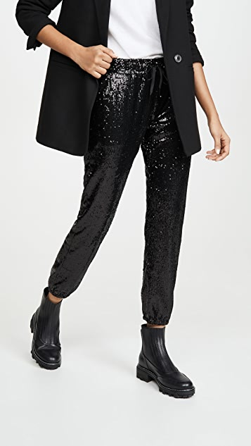 David Lerner James Sequin Lounge Joggers
