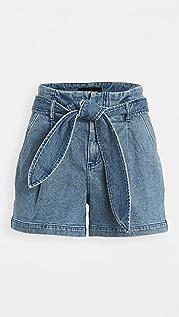 David Lerner Lexi Denim Shorts