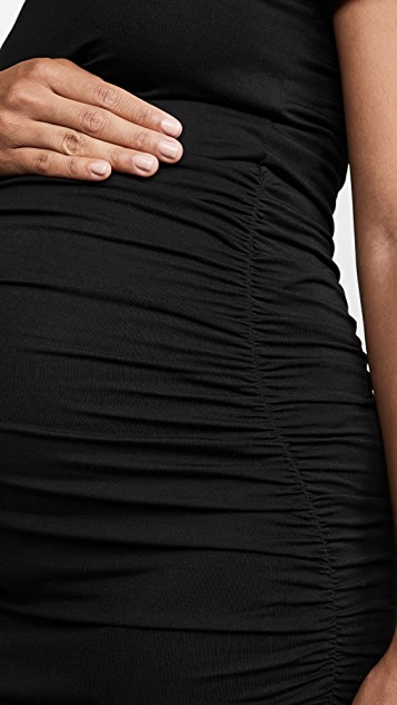 David Lerner Maternity Tee Dress