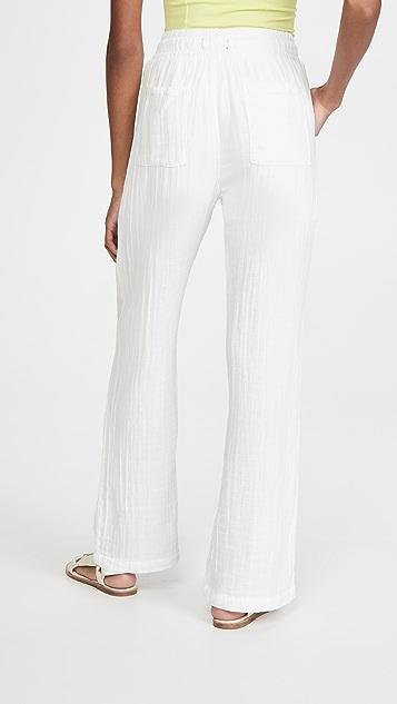 David Lerner Marley Gauze Lounge Pants