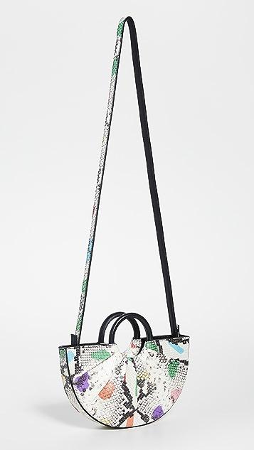 DLYP Pleated Bender Mini Bag