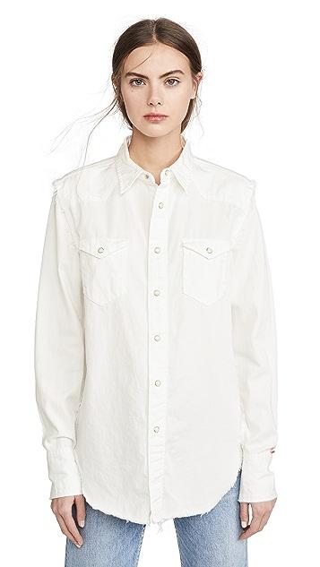 Denimist Oversized Cowboy Shirt