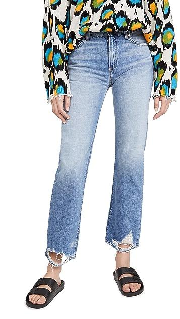 Denimist Joni Mid Rise Jeans
