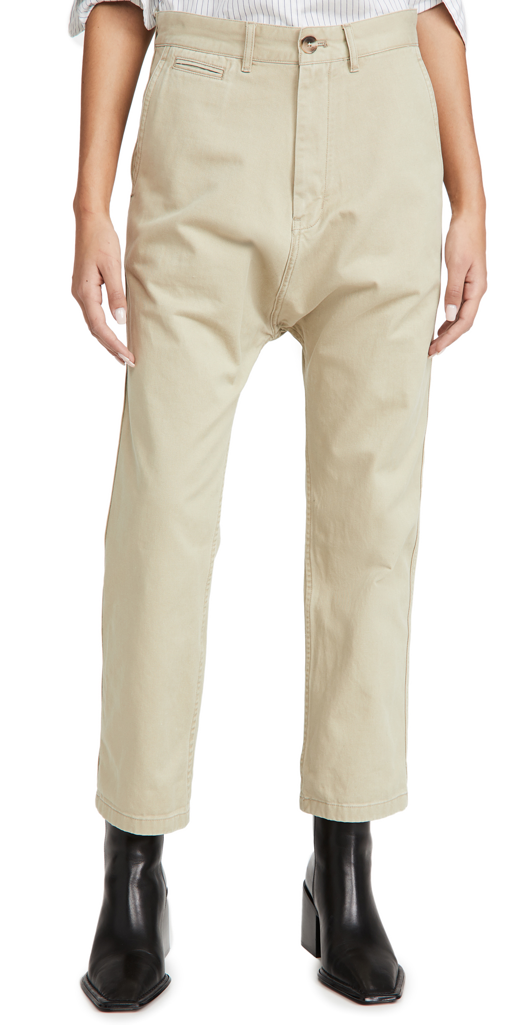 Denimist Chino Drop Pants