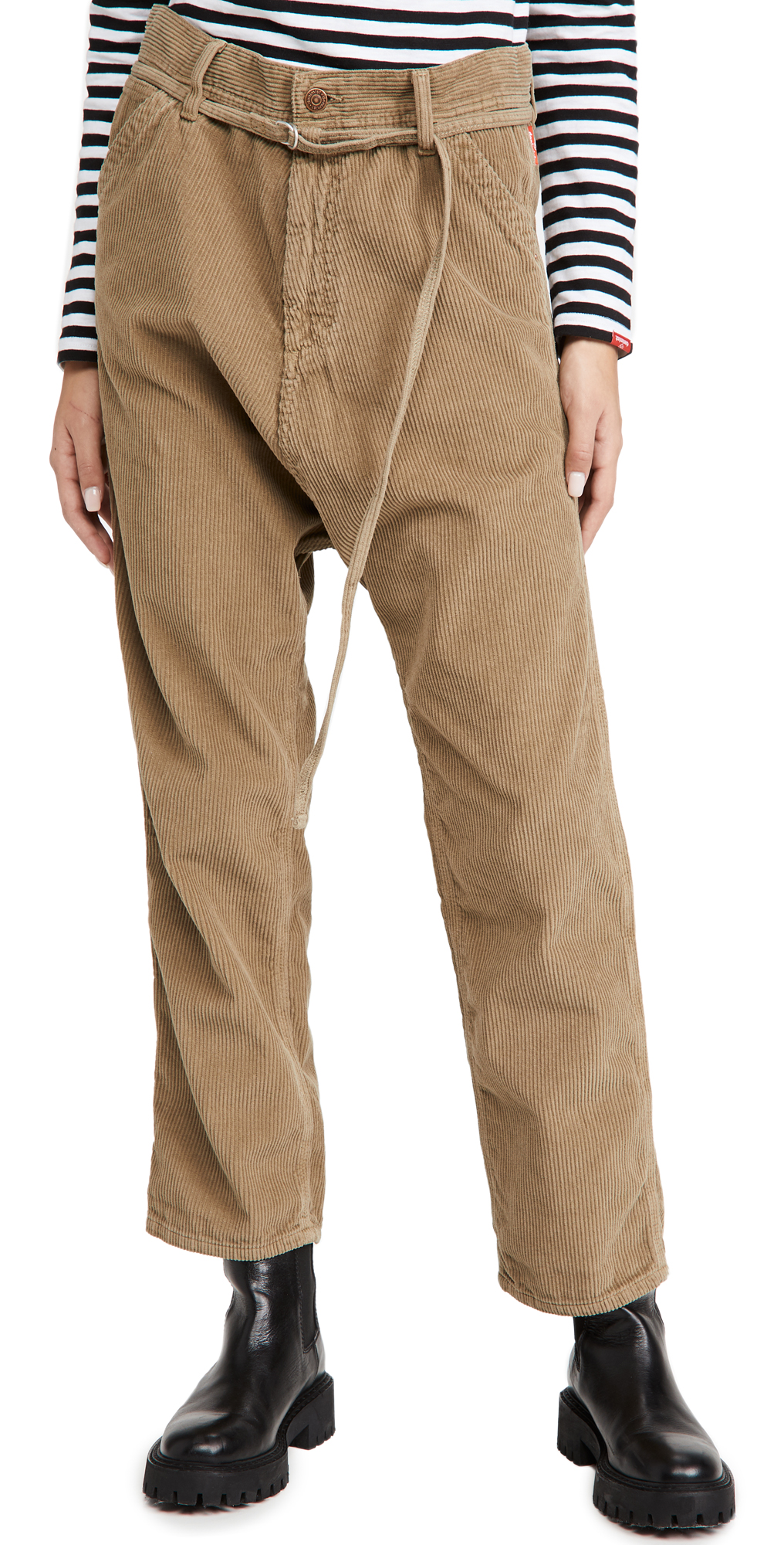 Denimist Carpenter Drop Pants