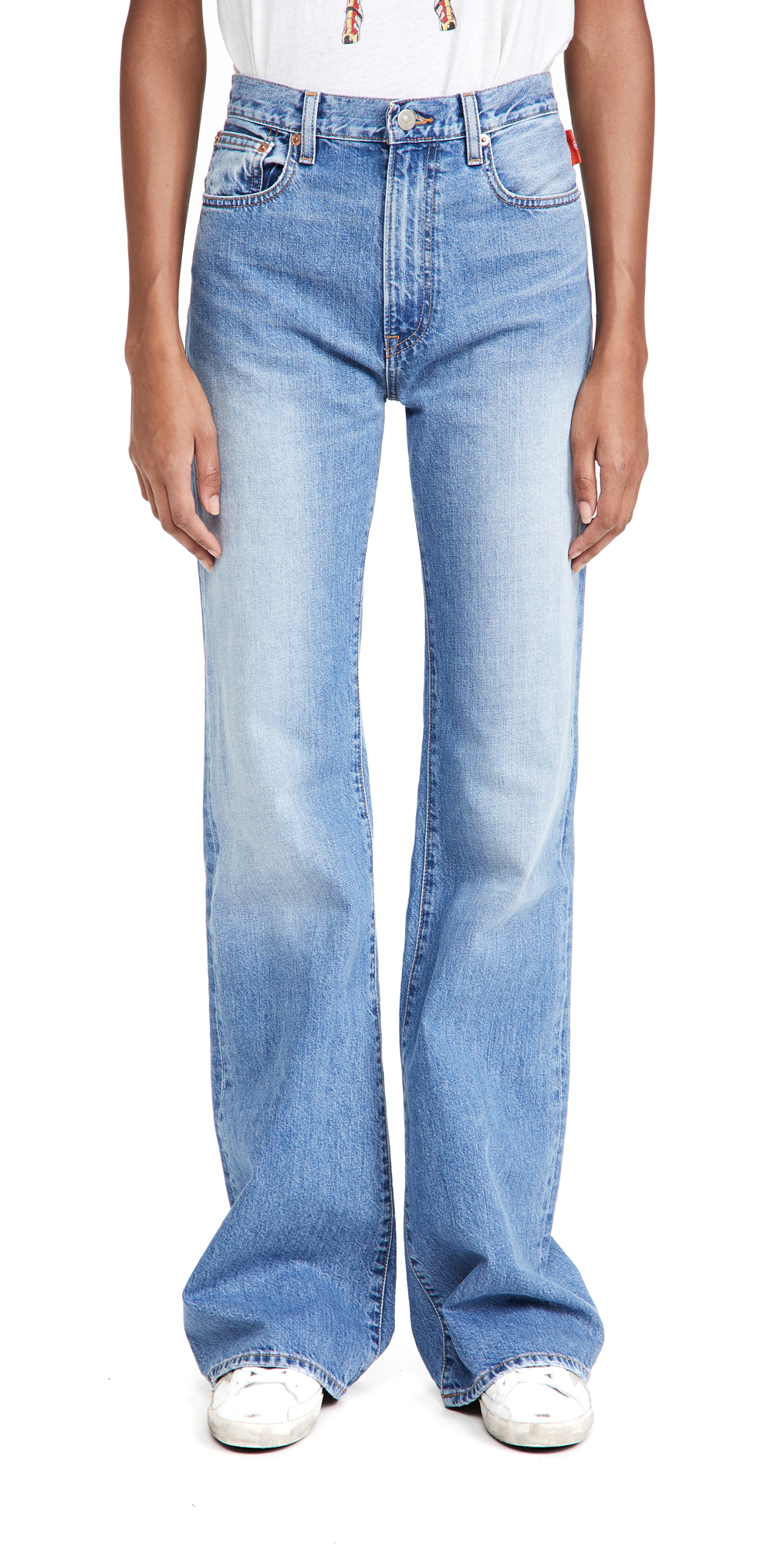 Denimist Evelyn Wide Leg Jeans