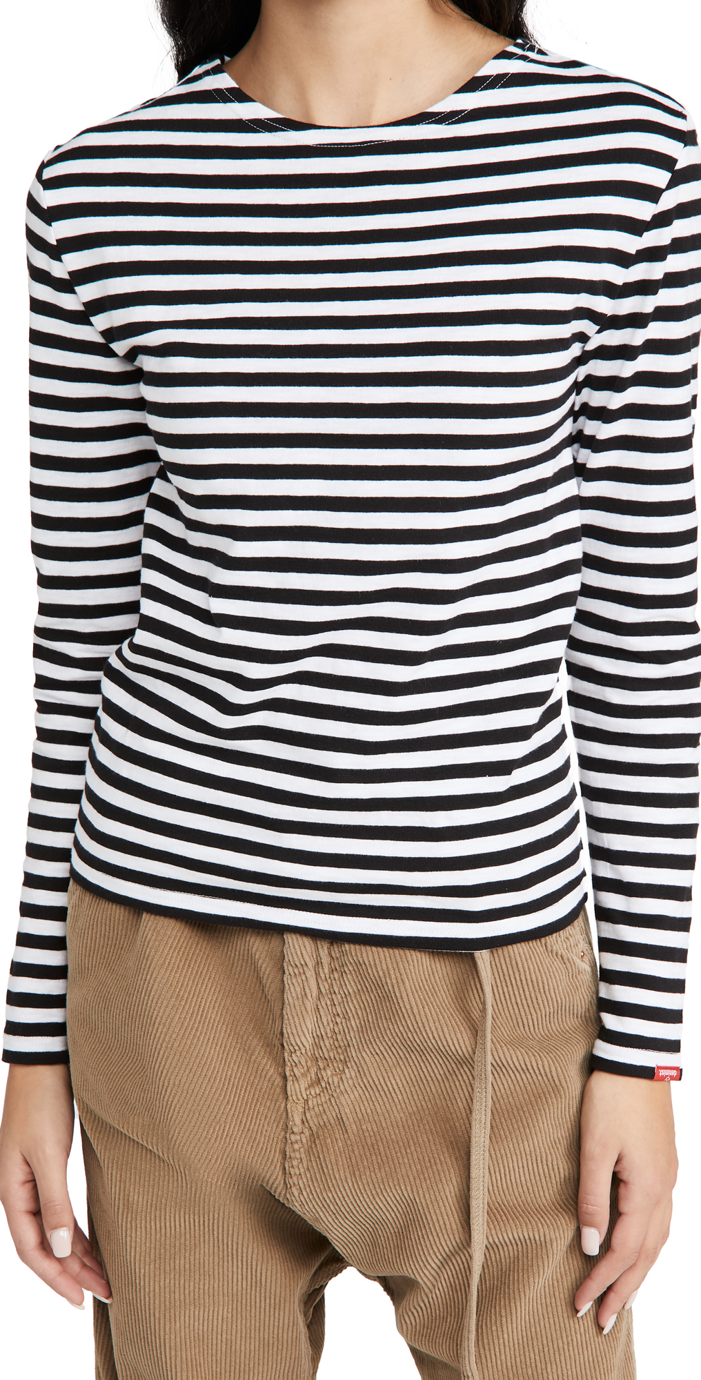 Denimist Striped Tee
